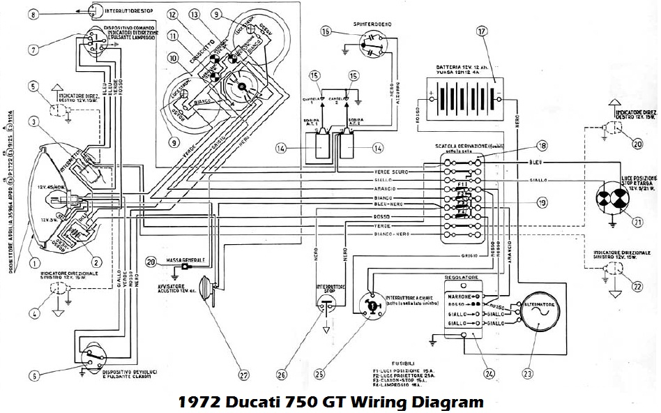 kawasaki vulcan 900 wiring diagram for a motorcycle