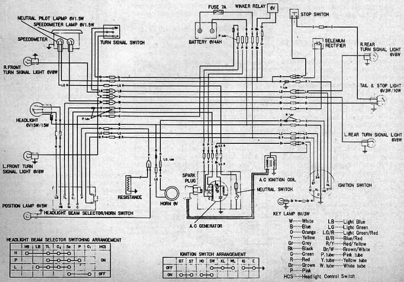 Index of honda c65 electrical wiring diagramg swarovskicordoba Choice Image