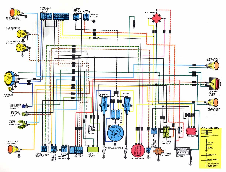 Motorcycle Wiring Diagrams Wiring Harness Wiring Diagram Wiring