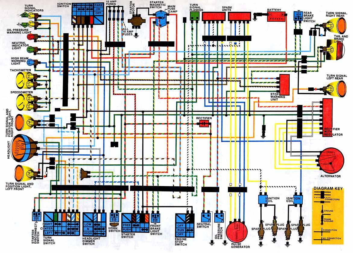 cb750k3 wiring diagrams volkswagen wiring diagrams