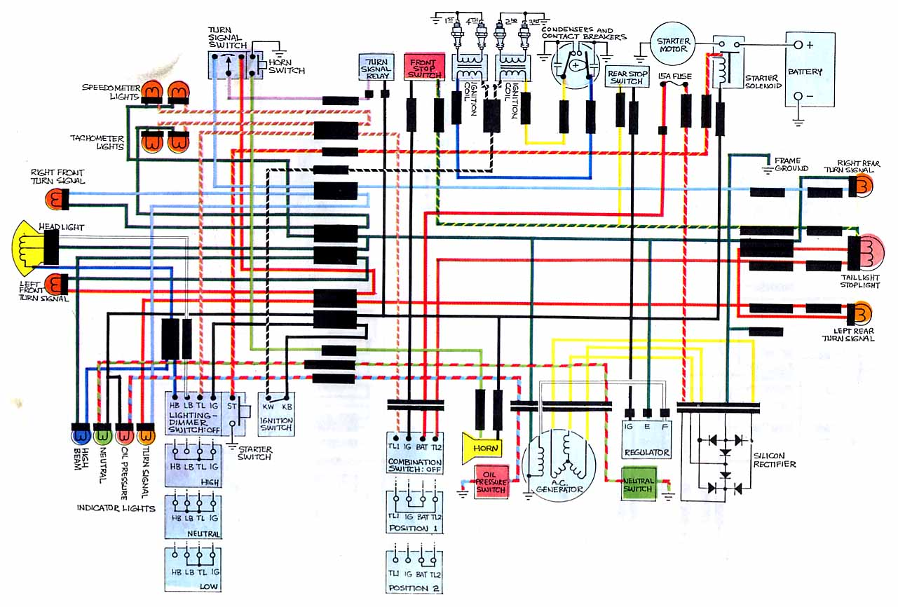 honda st70 electrical wiring diagram honda generator diagrams, Wiring diagram