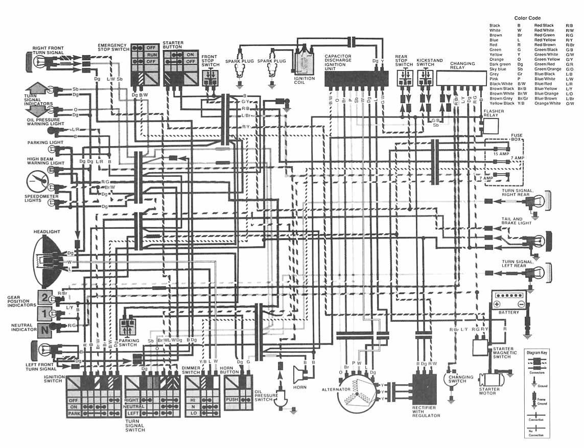 honda-cm400a-electri