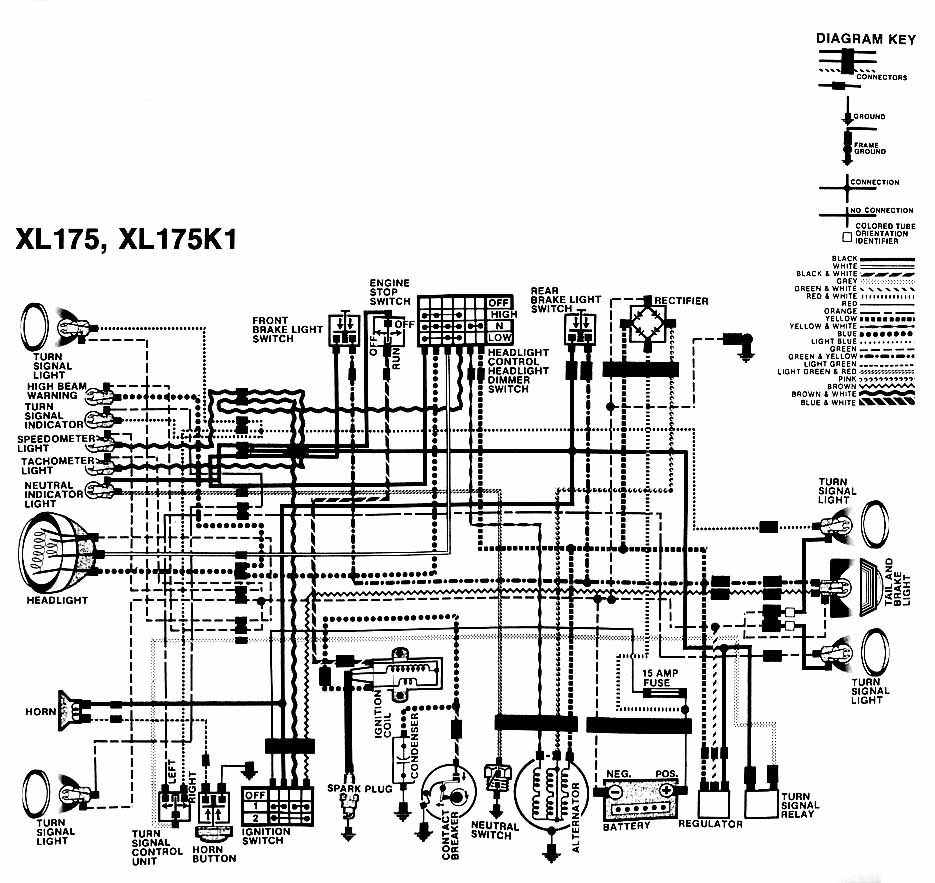 250 Bobber Wiring Diagrams Along With Cdi Ignition Wiring Diagram